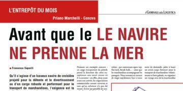 Priano Marchelli Entrepôt du Mois