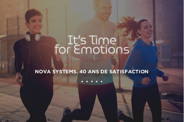 40 ans Nova Systems Business Intelligence BI