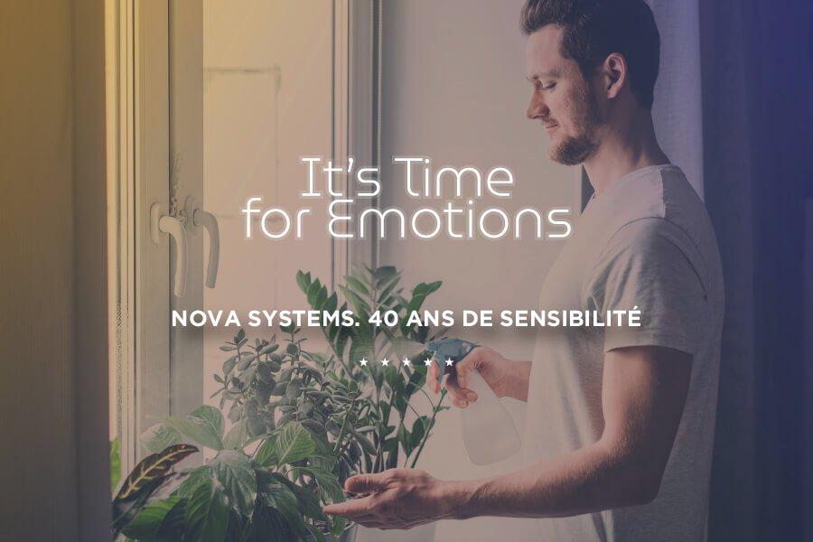 Digitalisation nova systems